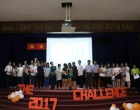 """Cuộc thi """"THE CHALLENGE 2017"""""""