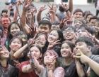 Khoa Công nghệ sinh học tổ chức chương trình chào đón tân sinh viên khóa 2017
