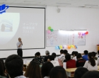 Chương trình giao lưu giữa sinh viên Trường Đại học Mở Tp. Hồ Chí Minh (OU) với đoàn sinh viên Nhật của tổ chức JICA năm 2018