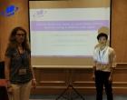 Sinh viên Khoa Công nghệ thông tin – Trường Đại học Mở Tp.Hồ Chí Minh (OU) báo cáo tại Hội nghị quốc tế tổ chức tại Hà Nội