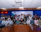 Hội thảo góp ý chuẩn đầu ra CTĐT ngành Công tác xã hội
