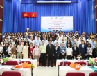 """Hội thảo báo cáo Khoa học quốc tế """"Nghiên cứu và Ứng dụng trong công nghệ sinh sinh học"""" của Trường Đại học Mở Thành phố Hồ Chí Minh"""