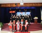 Trao bằng tốt nghiệp cho 17 Tân Thạc sĩ Chương trình liên kết Quốc tế năm 2019