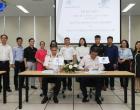 Trường Đại học Mở Thành phố Hồ Chí Minh ký kết đào tạo trực tuyến với Công ty TNHH Phát triển Nguồn nhân lực Tân Cảng – STC