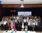 Lễ khai giảng Chương trình cử nhân Đào tạo từ xa theo phương thức trực tuyến khóa 3/2019