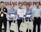 Sinh viên Trường Đại học Mở Thành phố Hồ Chí Minh đạt Giải Nhất cuộc thi Giảng đường Pháp luật năm 2019
