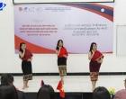 """Chương trình """"Gặp mặt và giao lưu sinh viên Lào"""" nhân kỷ niệm 44 năm Quốc khánh Lào"""