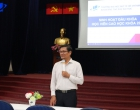 Trường Đại học Mở Thành phố Hồ Chí Minh tổ chức Sinh hoạt đầu khoá cho học viên cao học khoá 2019