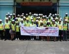 Giảng viên Trường ĐH Mở TPHCM tham quan thực tế doanh nghiệp cùng Mạng lưới đào tạo Logistics Việt Nam