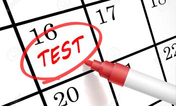 Thông báo lịch thi đánh giá năng lực  tiếng Anh đầu ra không chuyên (B1, B2) và ngành Ngôn ngữ Anh (C1)