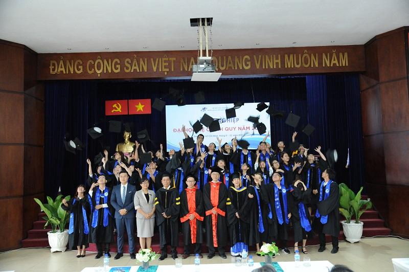 Thông báo tổ chức Lễ tốt nghiệp hệ Đại học chính quy Năm 2018 (Đợt 1)
