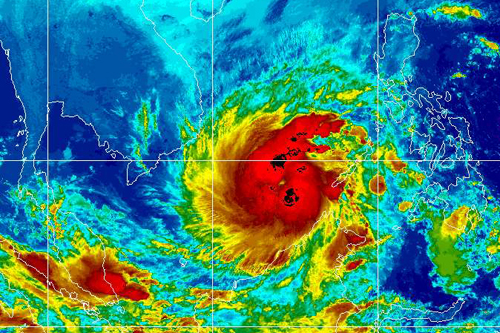 Thông báo về việc cho nghỉ học và thi trước diễn biến của bão số 16 năm 2017