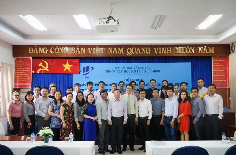 Cựu sinh viên tham gia góp ý cho Kế hoạch chiến lược của Trường giai đoạn 2018 – 2023