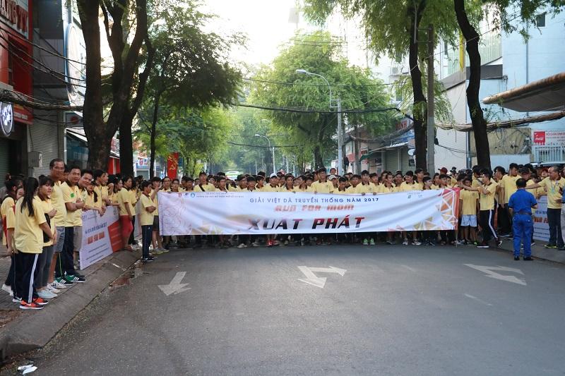 THE OPEN RUN 2018 – Giải việt dã truyền thống Trường Đại học Mở Tp. Hồ Chí Minh (OU) tiếp tục có những hoạt động hấp dẫn đặc biệt của phiên bản 2018