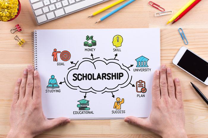 Thông báo Về việc xét, cấp học bổng Tiếp sức đến trường Năm học 2020 – 2021