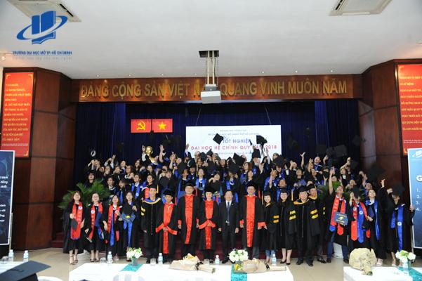 Thông báo Tổ chức Lễ tốt nghiệp năm 2018 (đợt Tháng 12)