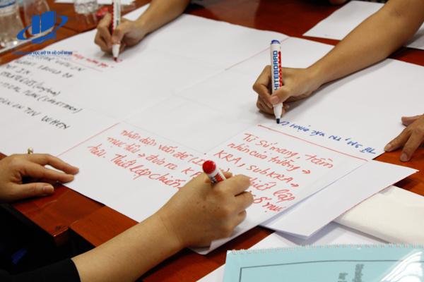 """Thông báo về việc tổ chức buổi huấn luyện kỹ năng """"Kỹ năng giải quyết vấn đề và ra quyết định"""""""