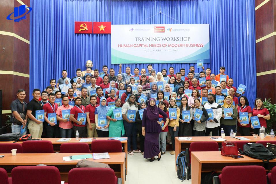 """Workshop """"Human Capital Needs of Modern Business – Nhu cầu vốn nhân lực của doanh nghiệp hiện đại"""""""