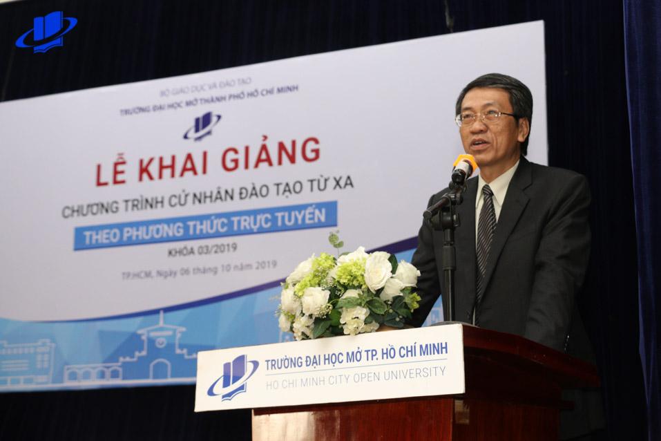 PGS.TS Vũ Hữu Đức – Phó Hiệu trưởng Trường