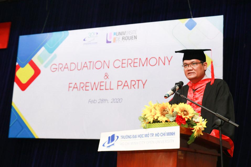 PGS.TS. Nguyễn Minh Hà, Hiệu trưởng Trường Đại học Mở Thành phố Hồ Chí Minh
