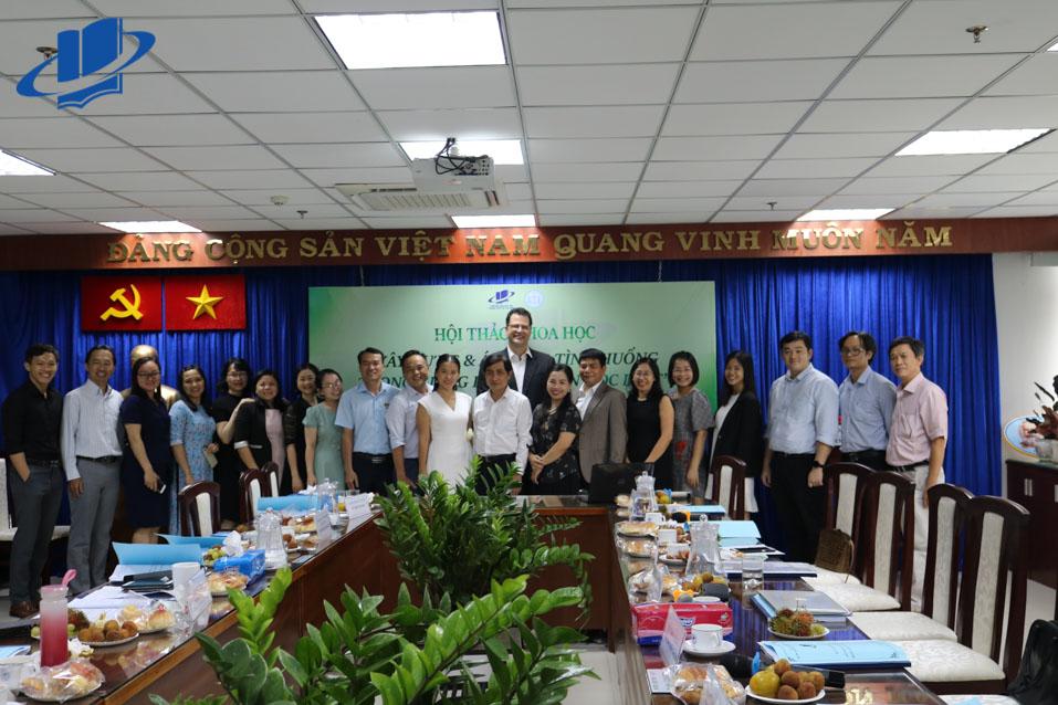 Hội thảo xây dựng và áp dụng tình huống vào giảng dạy các môn học Luật