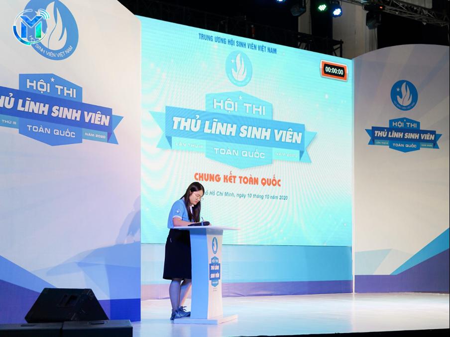 Thí sinh Lê Thị Trúc Hà