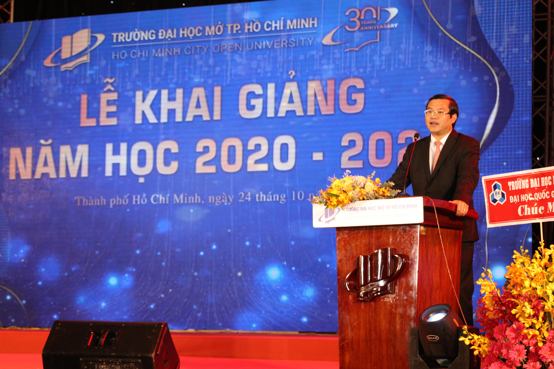 PGS.TS Nguyễn Văn Phúc - Thứ trưởng Bộ Giáo dục & Đào tạo