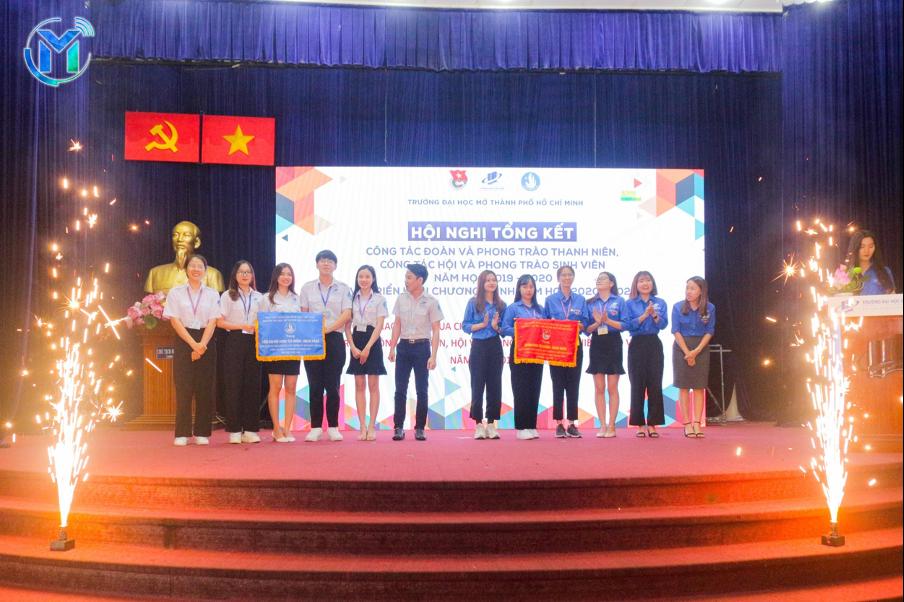 Hội nghị Tổng kết Công tác Đoàn – Hội và phong trào thanh niên, sinh viên năm học 2019 – 2020