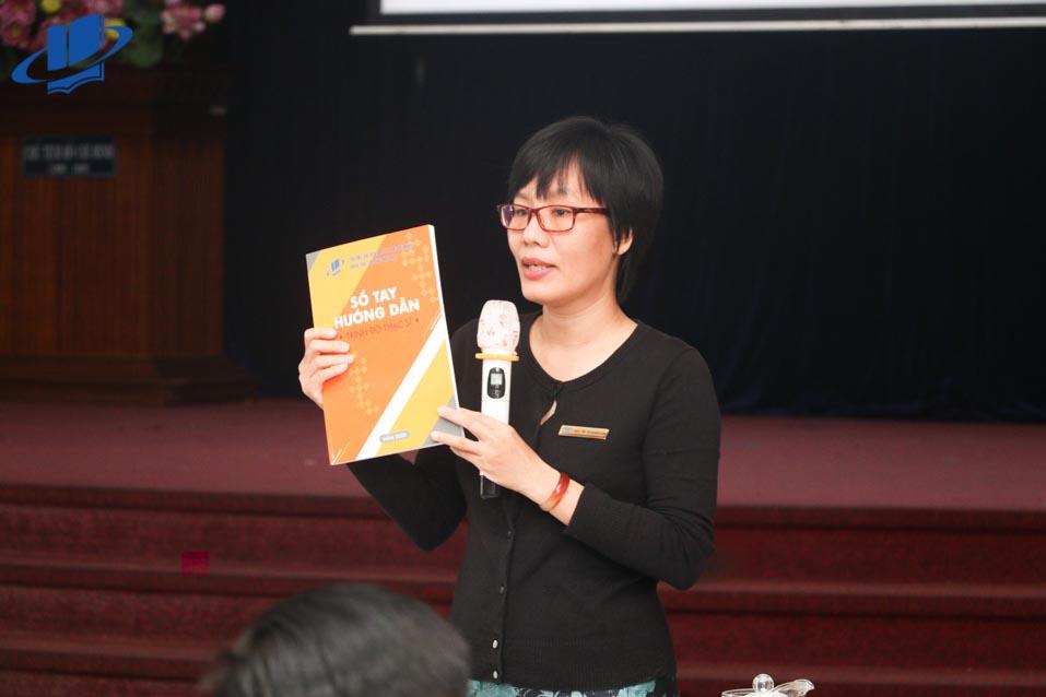 TS. Nguyễn Thị Xuân Lan - Phó Trưởng Khoa Đào tạo Sau đại học