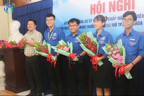 Hội nghị kiện toàn BCH Đoàn trường Đại học Mở TP.HCM Khoá XI, nhiệm kỳ 2019 – 2022