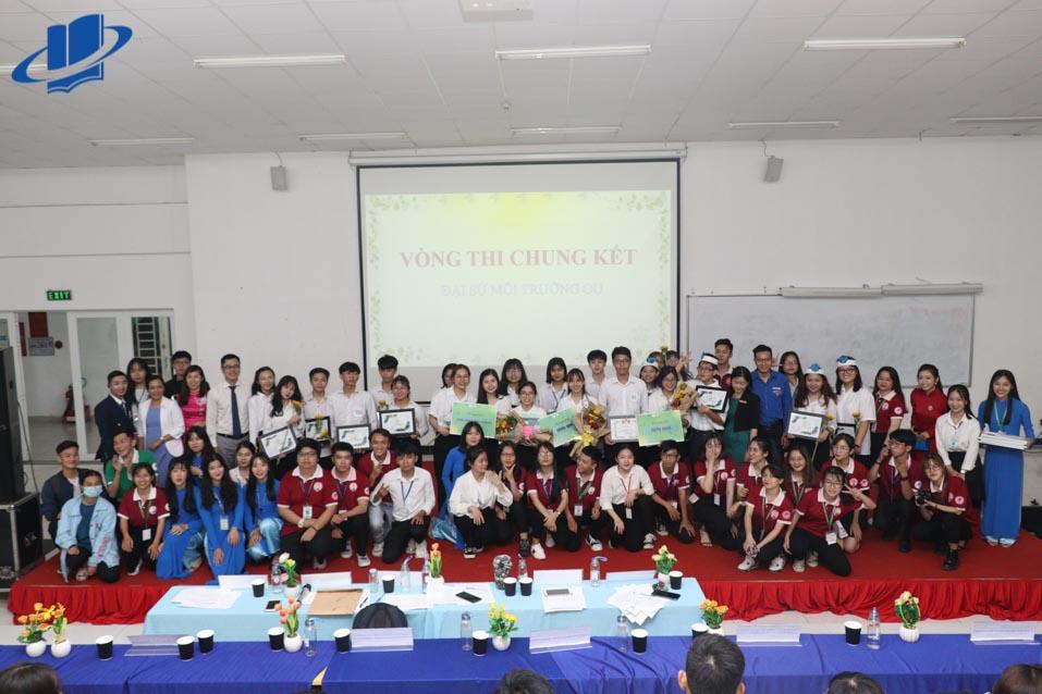Đoàn trường Đại học Mở Thành phố Hồ Chí Minh tổ chức thành công cuộc thi OU Xanh năm 2020