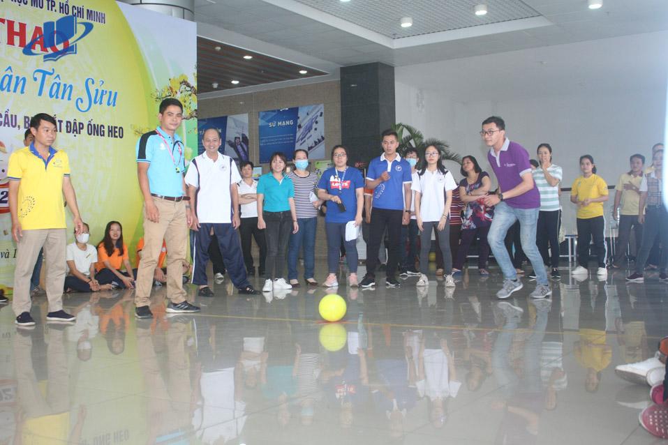 Hội thao mừng xuân Tân Sửu 2021