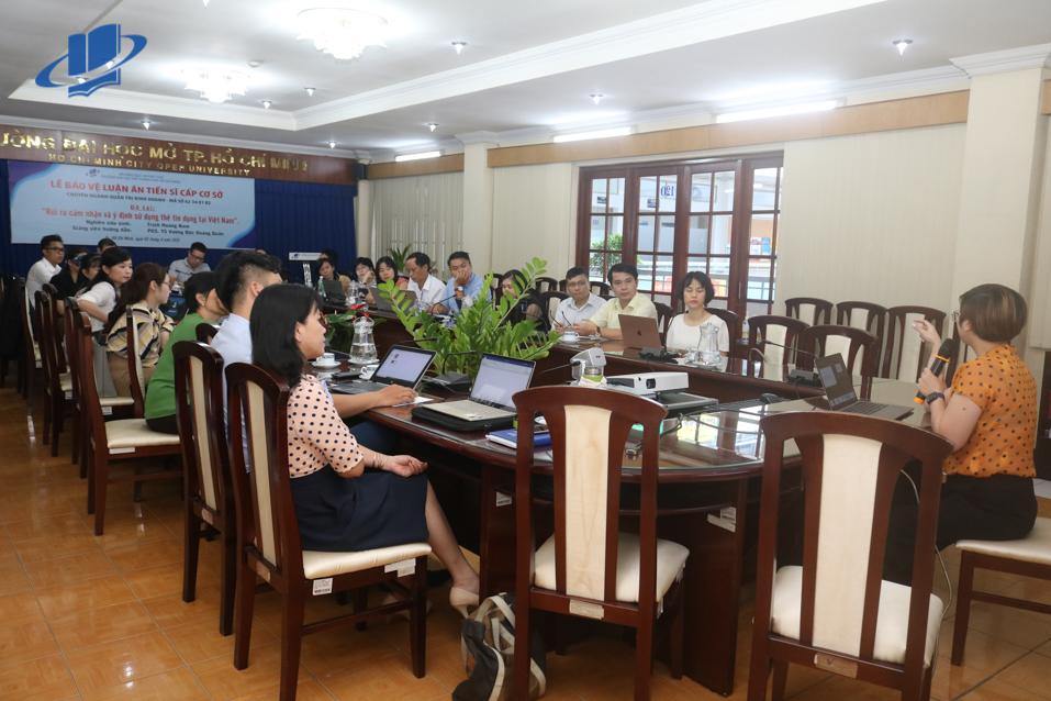 Chương trình Phát triển giảng viên của Khoa Quản trị kinh doanh, Trường ĐH Mở TPHCM