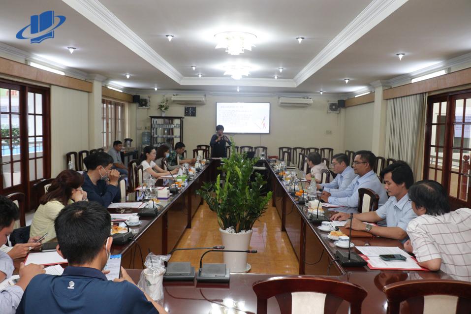Buổi tư vấn – giới thiệu chương trình tuyển sinh Tiến sĩ 2021 trường Đại học Mở thành phố Hồ Chí Minh