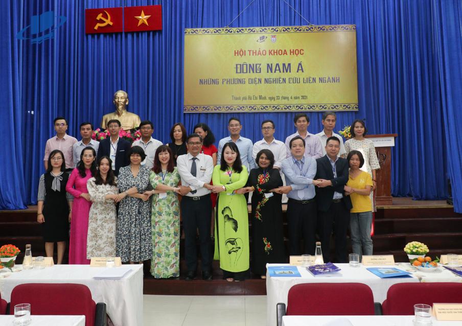 Chia sẻ nghiên cứu về khu vực Đông Nam Á trong bối cảnh mới