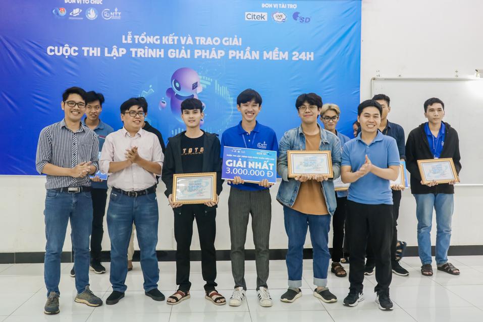 Khoa Công nghệ thông tin, Trường ĐH Mở TPHCM tổ chức cuộc thi Lập trình giải pháp phần mềm 24 giờ