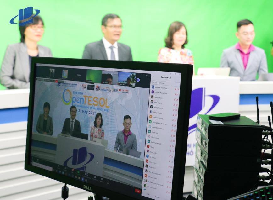 Hội thảo quốc tế OpenTESOL 2021 quy tụ học giả tham dự từ 50 quốc gia