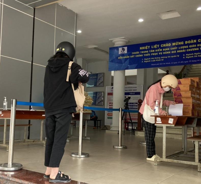 Trường Đại học Mở Tp.Hồ Chí Minh hỗ trợ sinh viên bị ảnh hưởng do dịch Covid-19