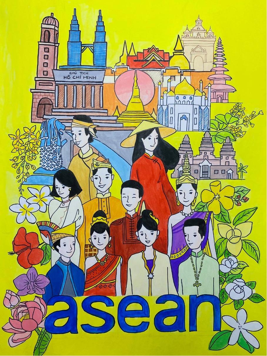Cuộc thi Hành trình ASEAN lần 2, năm 2021